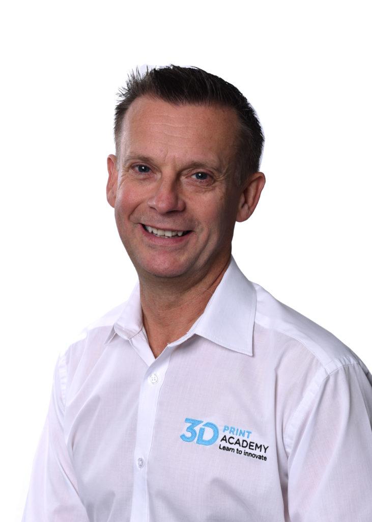 Richard Bolam Academy Trainer